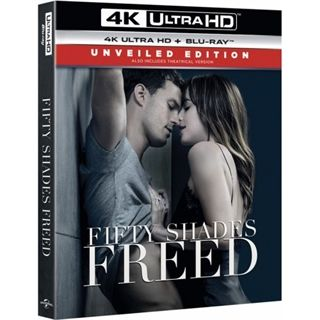 Fifty Shades Freed - 4K Ultra HD Blu-Ray