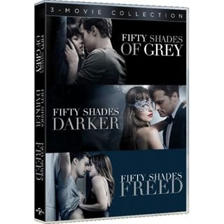 Fifty Shades Trilogy Blu-Ray