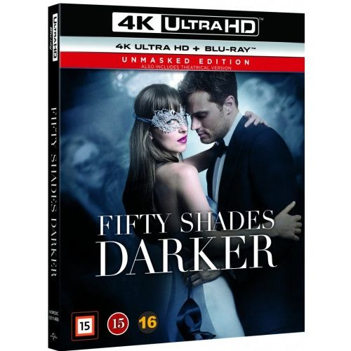 Fifty Shades Darker - 4K Ultra HD Blu-Ray