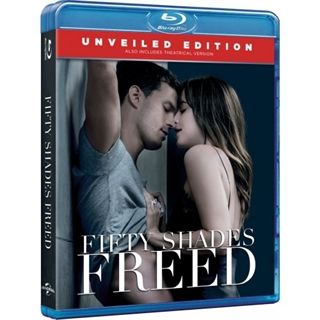 Fifty Shades 3 - Freed Blu-Ray