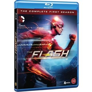 The Flash - Season 1 Blu-Ray