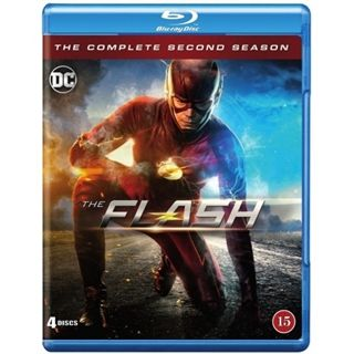 The Flash - Season 2 Blu-Ray