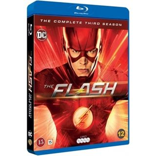 The Flash - Season 3 Blu-Ray