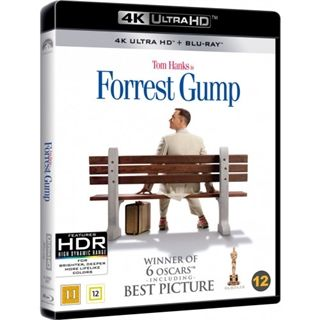 Forrest Gump - 4K Ultra HD Blu-Ray