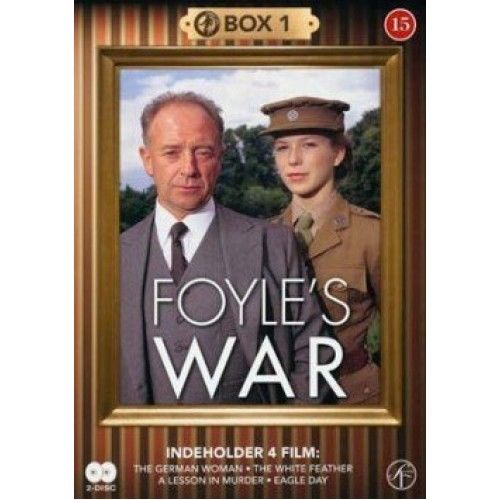 Foyle\'s War - Box 1