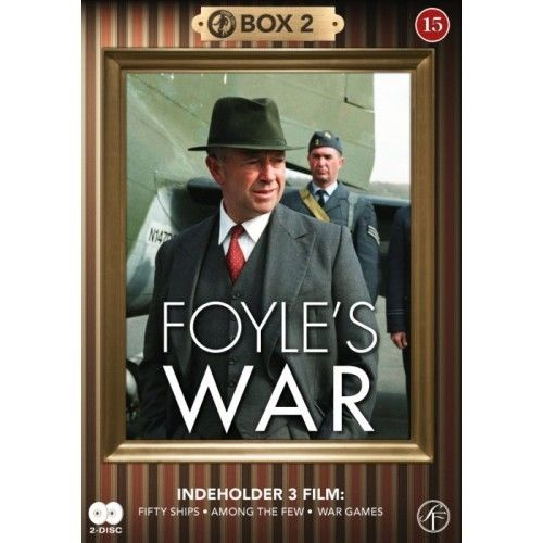 Foyle\'s War - Box 2