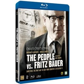 The People Vs Fritz Bauer (BD)