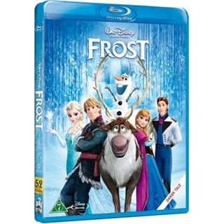 Frost Blu-Ray