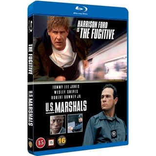 The Fugitive 1-2 Blu-Ray Box
