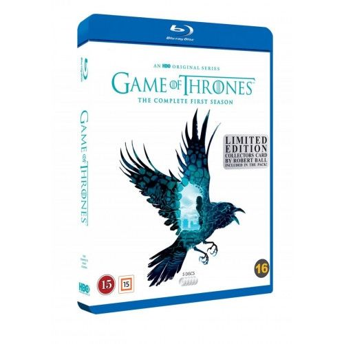 Game Of Thrones -Season 1 Blu-Ray - Robert Ball Edition