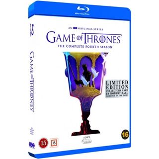 Game Of Thrones -Season 4 Blu-Ray - Robert Ball Edition