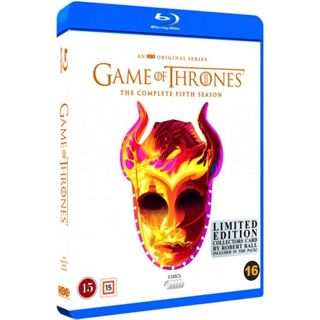 Game Of Thrones -Season 5 Blu-Ray - Robert Ball Edition