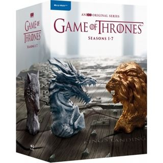 Game Of Thrones - Season 1-7 Blu-Ray Box