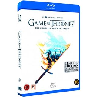 Game Of Thrones -Season 7 Blu-Ray - Robert Ball Edition
