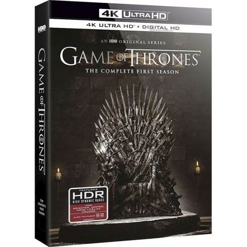 Game Of Thrones - Season 1 - 4K Ultra HD Blu-Ray