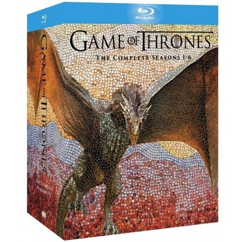 Game of Thrones - Season 1-6 Blu-Ray