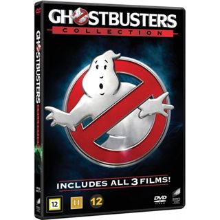 Ghostbusters 1-3 Box