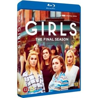 Girls - Season 6 Blu-Ray