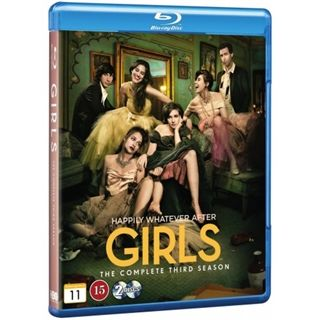 Girls - Season 3 Blu-Ray