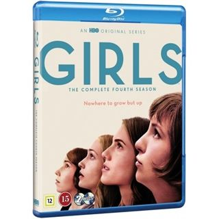 Girls - Season 4 Blu-Ray