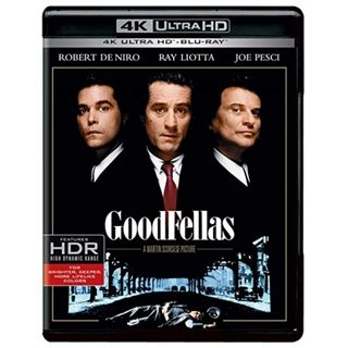 Goodfellas - 4K Ultra HD Blu-Ray