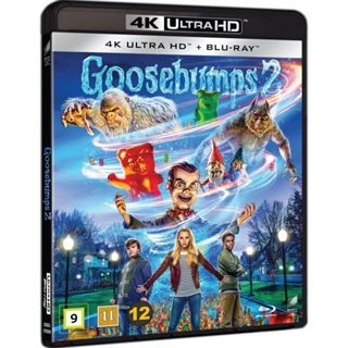 Goosebumps 2 - 4K Ultra HD Blu-Ray