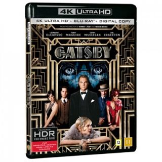 The Great Gatsby - 4K Ultra HD Blu-Ray