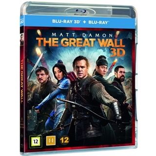 The Great Wall 3D (BD)