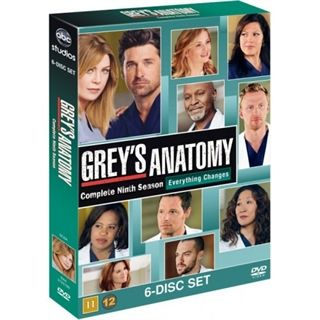 Greys Hvide Verden - Season 9