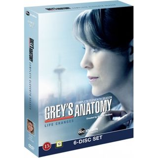 Greys Hvide Verden - Season 11