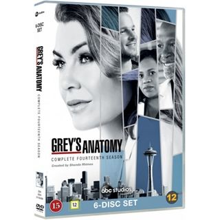 Greys Hvide Verden - Season 14