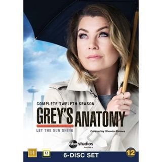 Greys Hvide Verden - Season 12