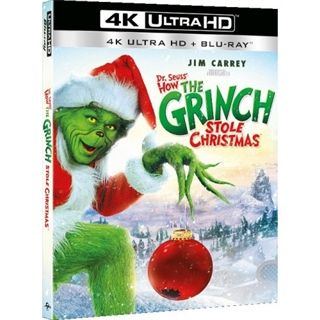 The Grinch - 4K Ultra HD Blu-Ray