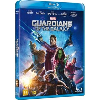 Guardians Of The Galaxy - 3D Blu-Ray