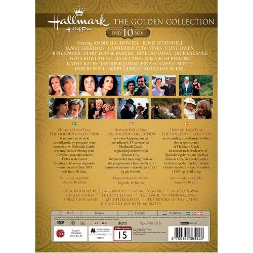 Hallmark Top 10 Golden coll