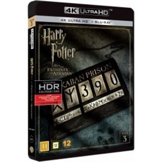 Harry Potter & Fangen Fra Azkaban - 4K Ultra HD - Blu-Ray