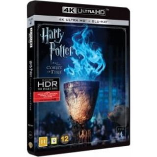 Harry Potter & Flammernes Pokal - 4K Ultra HD Blu-Ray