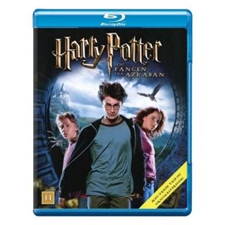 Harry Potter og Fangen Fra Azkaban Blu-Ray