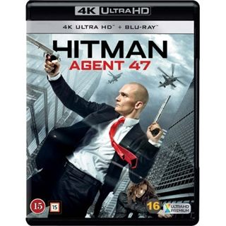 Hitman - Agent 47 - 4K Ultra HD Blu-Ray