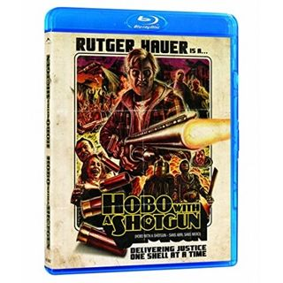 Hobo With A Shotgun Blu-Ray
