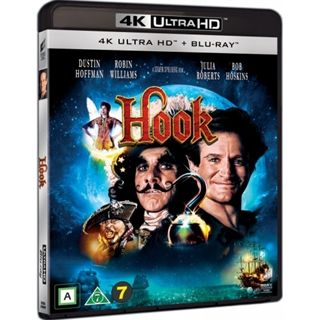 Hook - 4K Ultra HD Blu-Ray