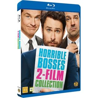 Horrible Bosses 1-2 Blu-Ray Box