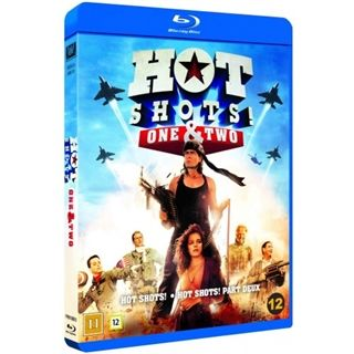 Hot Shots 1-2 Blu-Ray