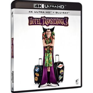 Hotel Transylvania 3 - Monster Ferie - 4K Ultra HD Blu-Ray