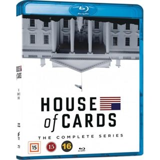 House Of Cards - The Complete Series Blu-Ray