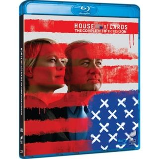 House Of Cards - Season 5 Blu-Ray