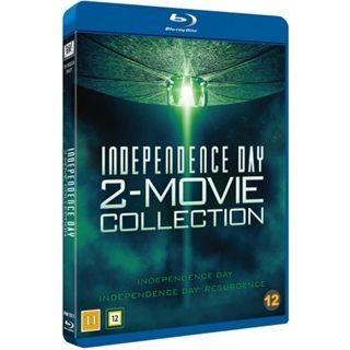 Independence Day 1-2 Blu-Ray