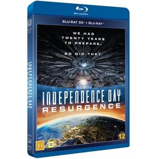 Independence Day -Resurgence 3D