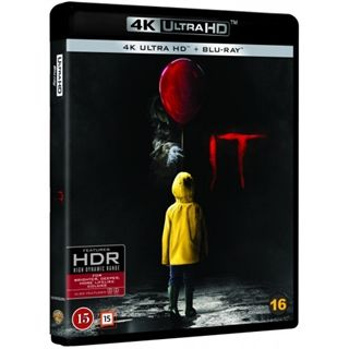 IT - 4K Ultra HD Blu-Ray