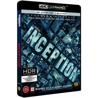 Inception - 4K Ultra HD Blu-Ray